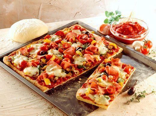 5 Кращих рецептів тесту для піци