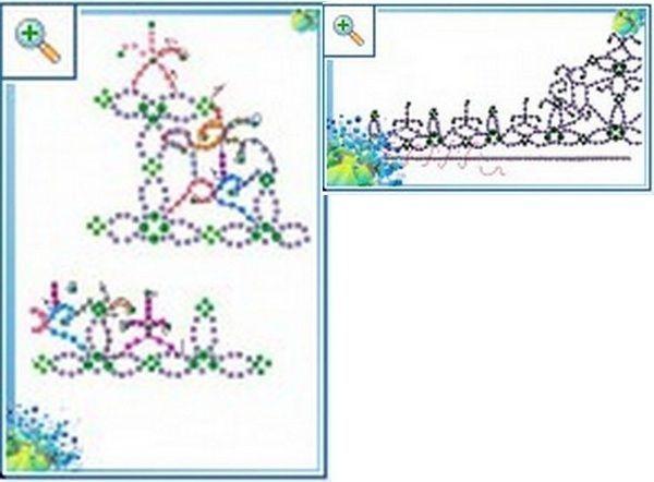 З`єднуємо сегменти. Фото з сайту http://biseroclub.forumy2x2.ru