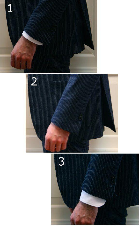 Довжина рукава сорочки