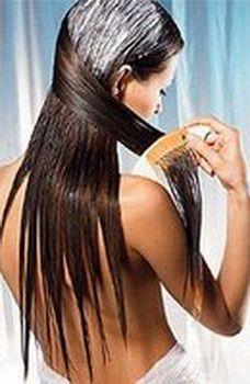 Домашні маски для волосся