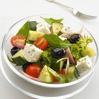 Грецький салат: 5 кращих рецептів