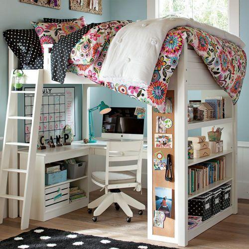 Цікаве оформлення дитячої кімнати - 33 ідеї