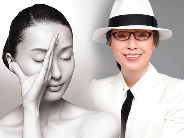 Японський масаж обличчя стань на 10 років молодше