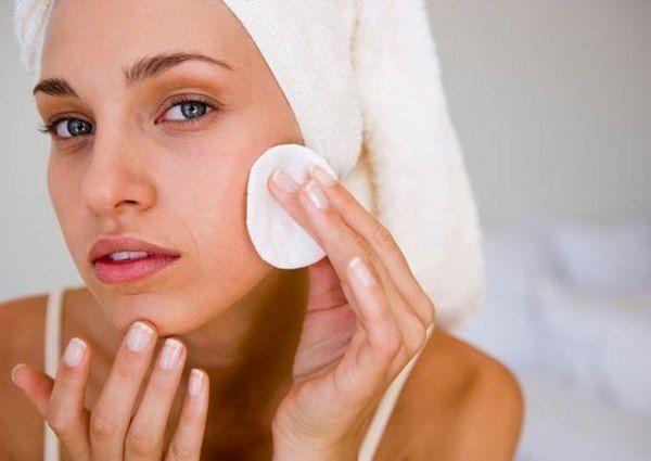 як відбілити шкіру обличчя