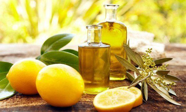 лимон для нігтів