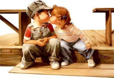 Як цілуватися в перший раз? Інструкція + відео