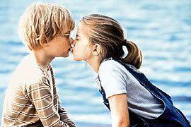 Як цілуватися в перший раз?