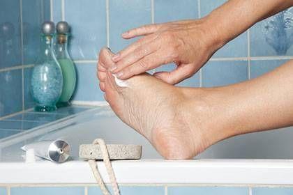 гігієна ніг