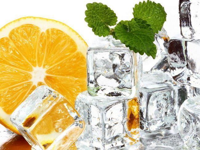 Як протирати обличчя кубиками льоду? Поради для різних ситуацій-2