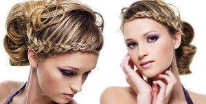 Зачіски своїми руками для довгого волосся