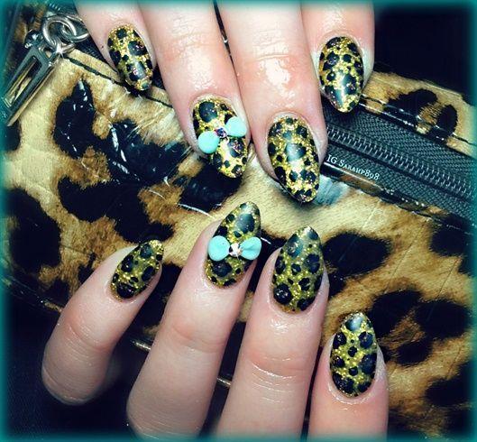 леопардові ноги фото