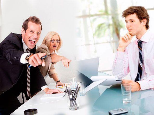 Як вести себе на співбесіді при прийомі на роботу?