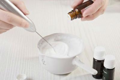 Ефірні масла в кремі