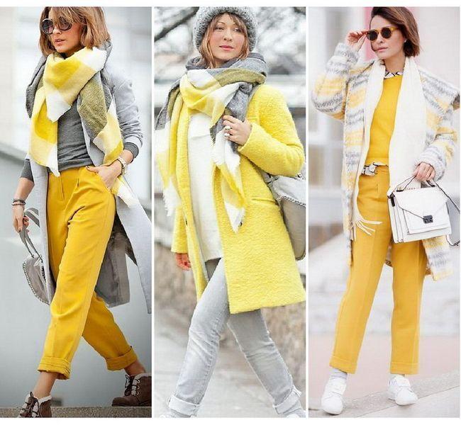 Як зав`язувати красиво шарф на пальто або куртку?