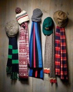 Як зав`язувати чоловічий шарф - 5 найпоширеніших способів.