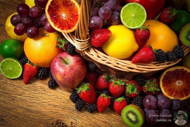 які фрукти є для схуднення