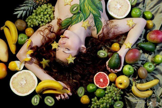 чи можна фрукти на дієті