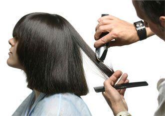 візит до перукаря