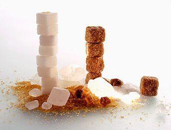 Коричневий цукор - вірний друг стройняшки!