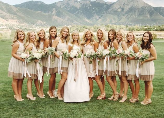 Красива весілля - яка для вас? Відгуки та фото
