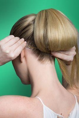зачіски своїми руками