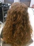 биозавивка волосся до і після