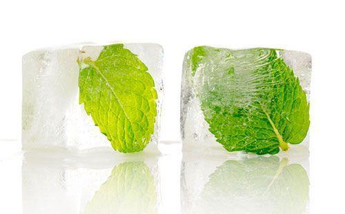 м`ятний лід