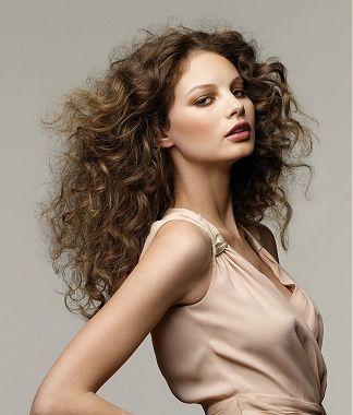 Кучеряве волосся - це красиво!
