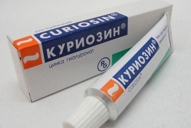 Куріозін від зморшок: застосування, відгуки косметологів