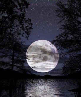 місяць повна