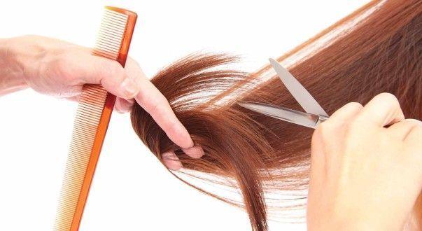 обрізання волосся