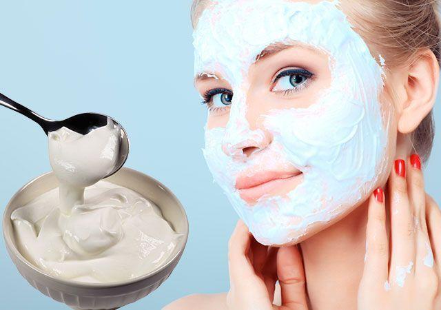 Маска для обличчя з сметани від зморшок в домашніх умовах