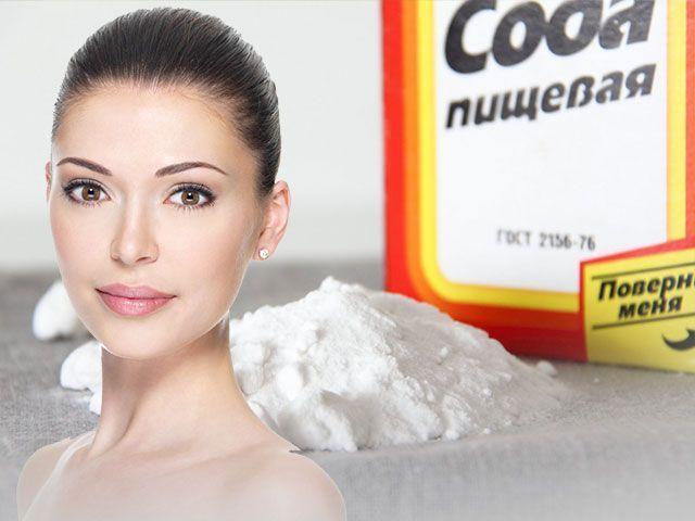 Маска для обличчя з соди в домашніх умовах