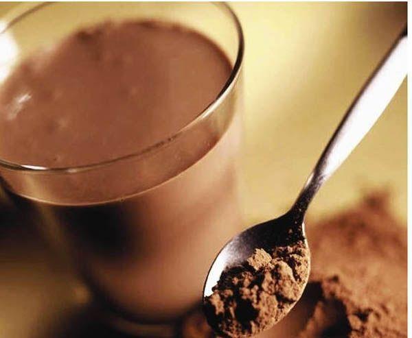 Маска для волосся з какао (масло) -2