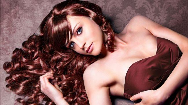 Маска для волосся з какао (масло) -4
