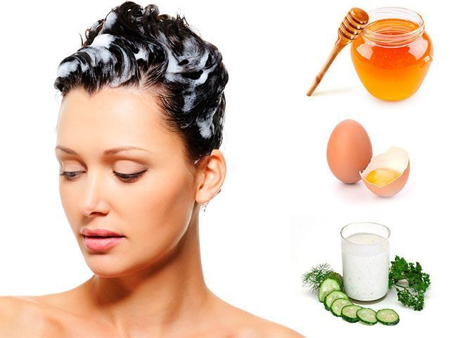 Маски для волосся в домашніх умовах -маски для зміцнення і зростання волосся