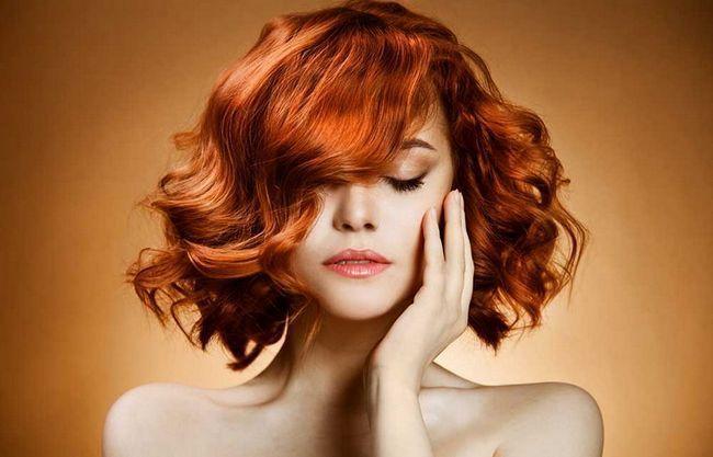 Мідні волосся - як вибрати свій відтінок?