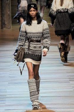 Модні тенденції 2011