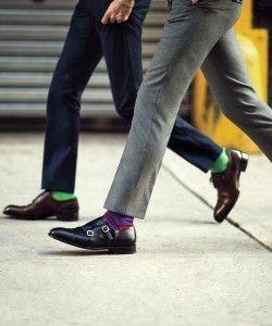 Чоловічі шкарпетки - як носити і з чим поєднувати. Найбільш недооцінений предмет чоловічого гардеробу.