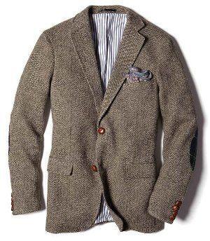 Чоловік твідовий піджак: як вибрати, із чим носити