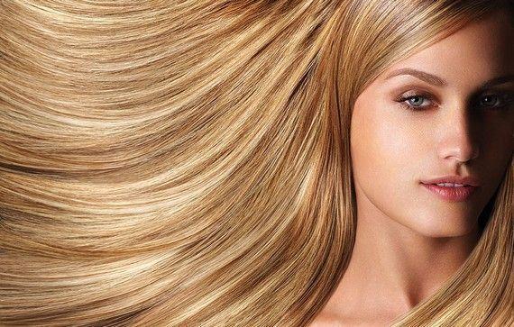 Нарощування волосся - густі і довге волосся