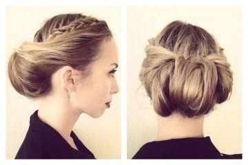 нескладні зачіски на середній волосся