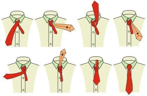 жіночий галстук