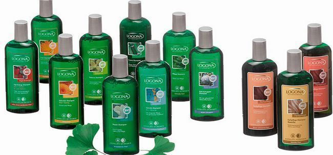 Німецькі шампуні Logona відносяться до лікувально-профілактичних засобів.