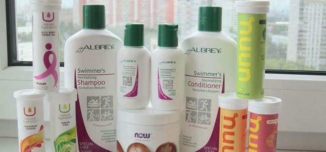 Шампуні Aubrey Organics ідеальні для людей з чутливою шкірою голови