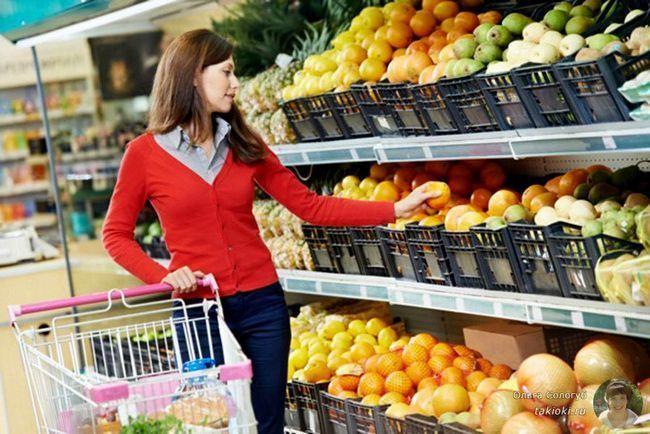 дієта на овочах і фруктах на 10 днів