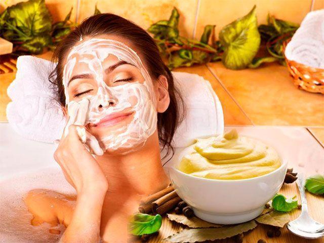 Відбілююча маска для обличчя в домашніх умовах