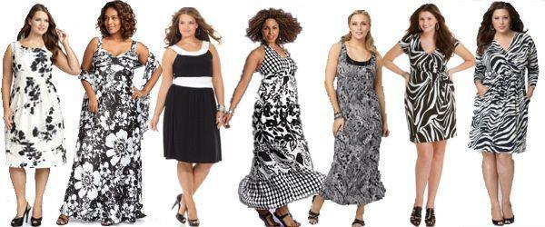 Плаття для повних - 200 кращих варіантів