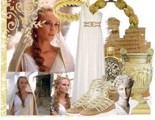 Плаття в грецькому стилі - відкрий для себе образ богині!