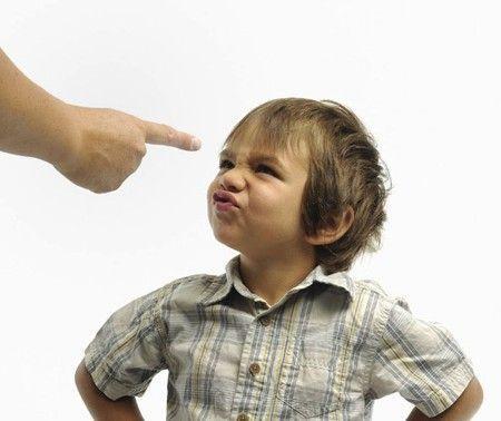 Діти брешуть в страху за покарання